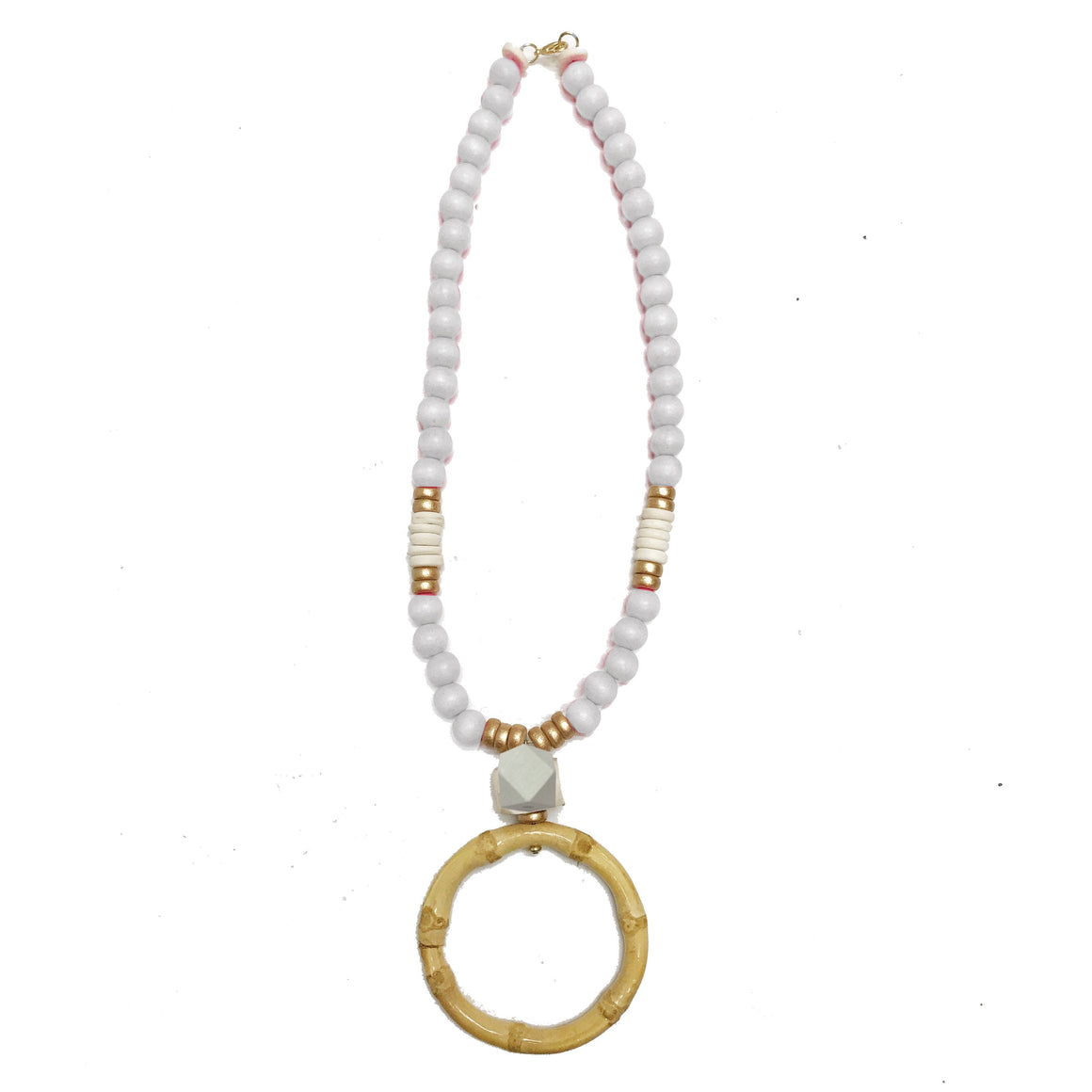 Necklace Atlantic Ivory