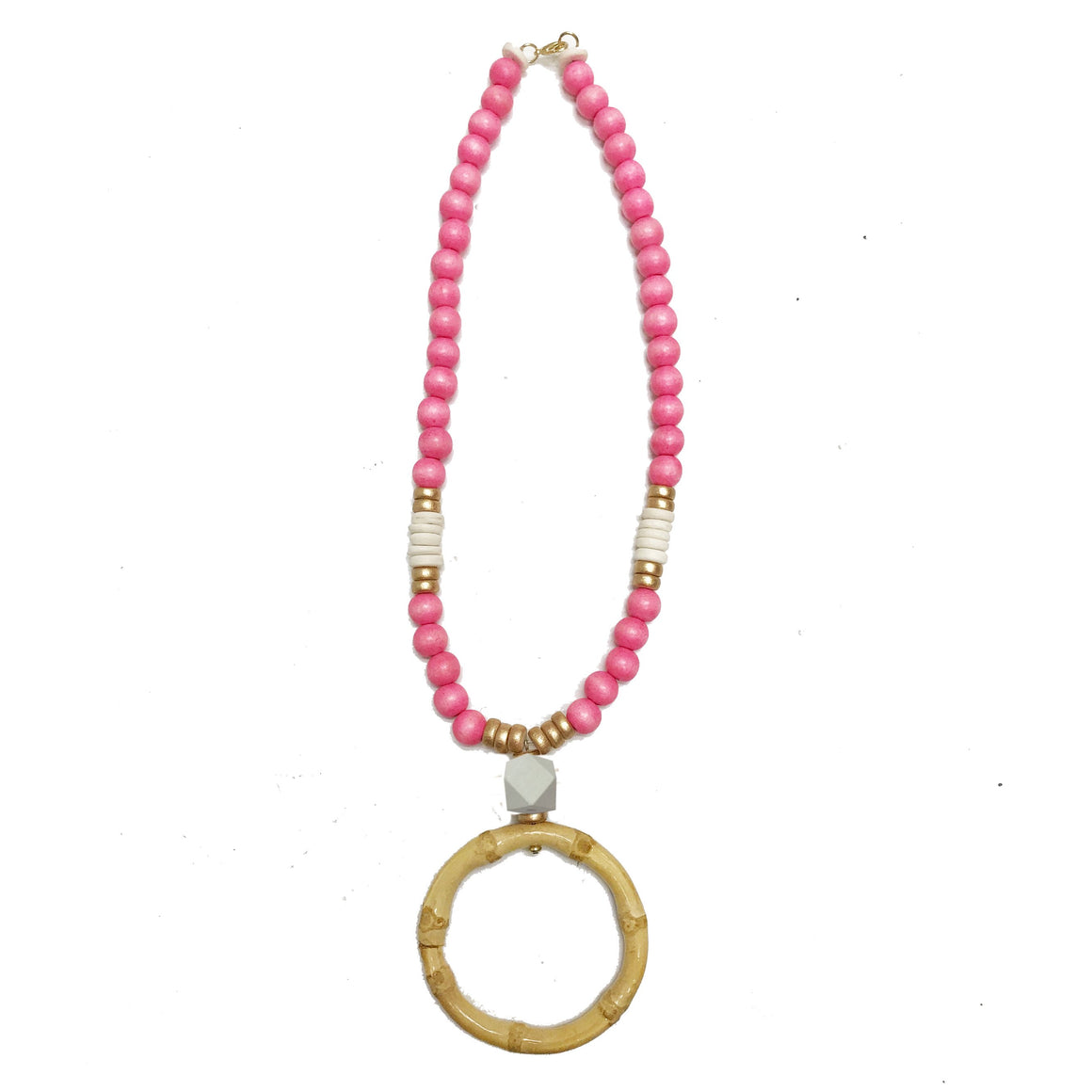 Necklace Atlantic Light Pink