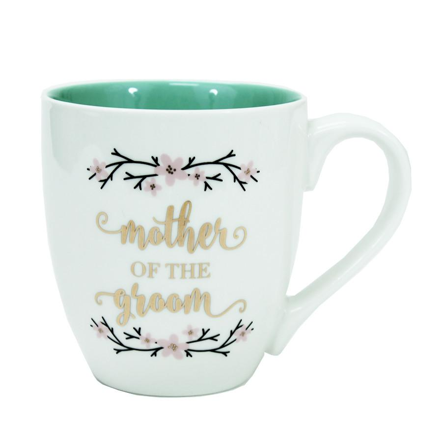 Ceramic Mug- Groom Mother