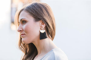 Aruba Earrings | Gold