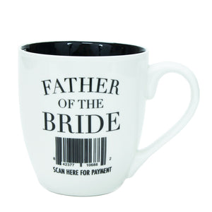 Ceramic Mug- Bride Father
