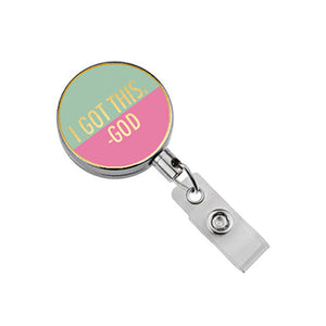 Badge Reel I Got This