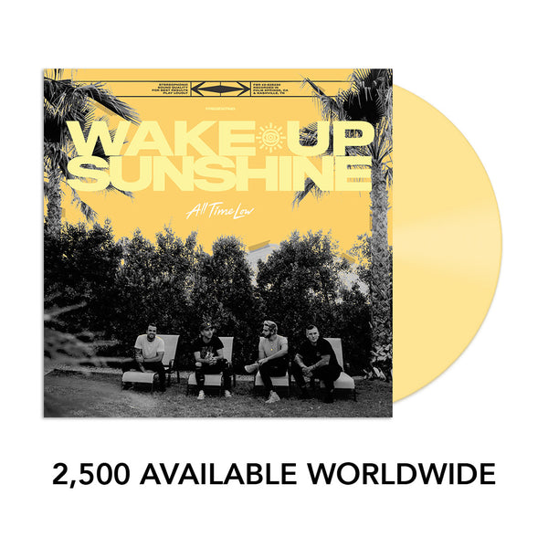 Wake Up Sunshine Vinyl (Webstore Exclusive)