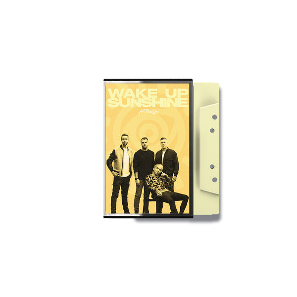 Wake Up Sunshine Cassette (Cream)