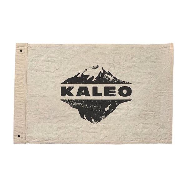 [PRE-ORDER] KALEO Flag + Digital Album
