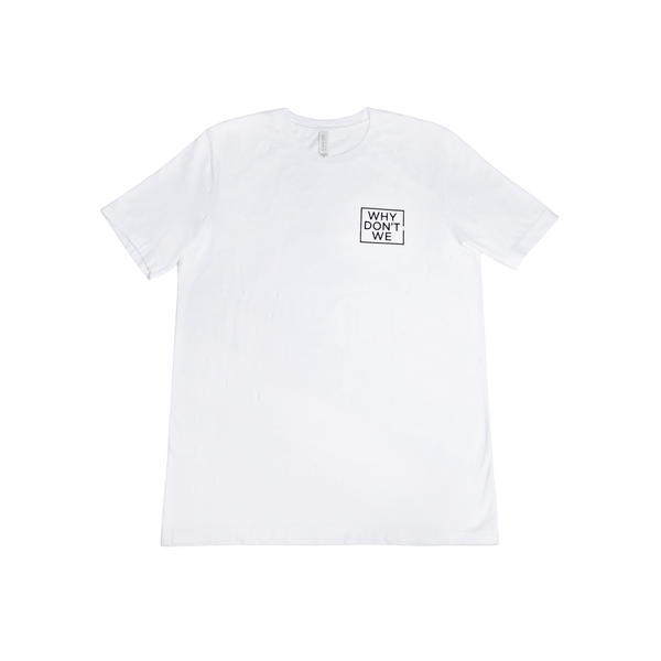 Distressed Logo T-Shirt