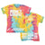 Don't Change Stack Tie Dye T-Shirt