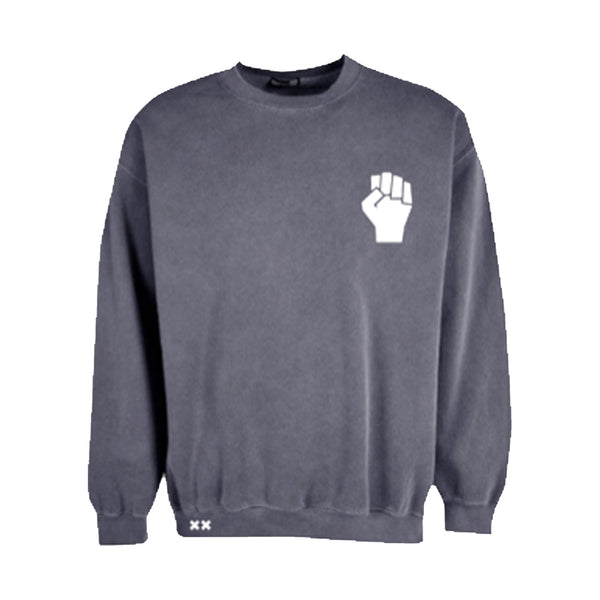 Fist Leaf Crewneck