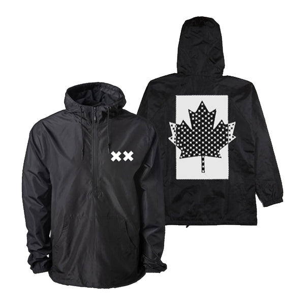 Double X Leaf Jacket