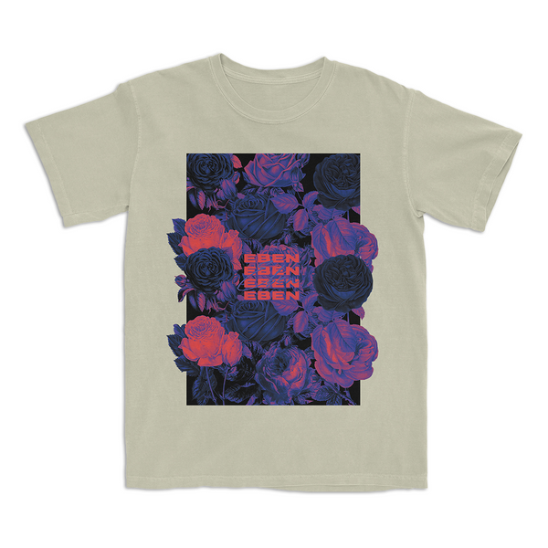 [PRE-ORDER] Squares And Flowers T-Shirt