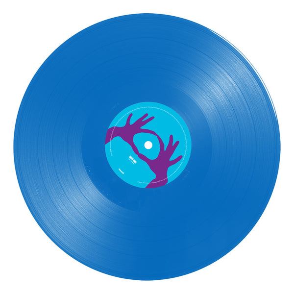 WANT 10-Year Anniversary Vinyl (Blue)