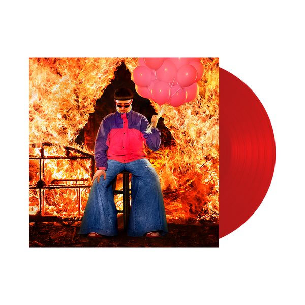 [PRE-ORDER] Ugly is Beautiful Translucent Red Vinyl