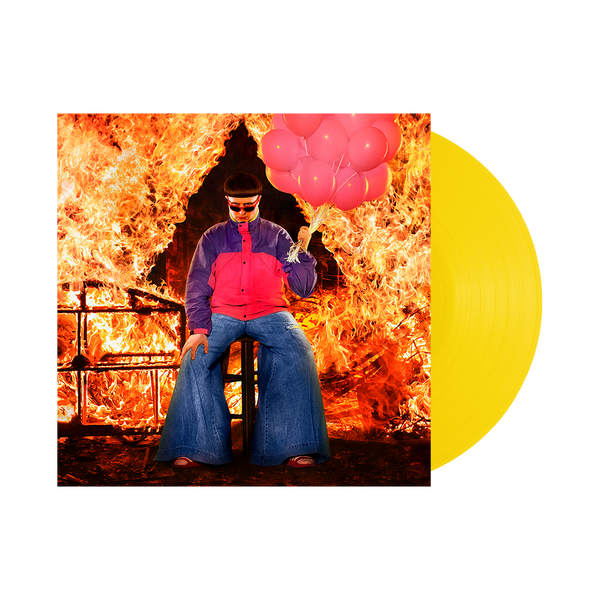 [PRE-ORDER] Ugly is Beautiful Yellow Vinyl