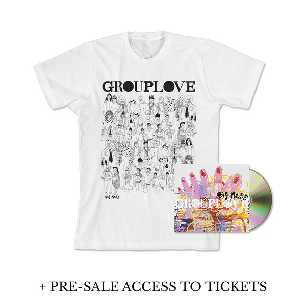 Big Mess CD & T-Shirt