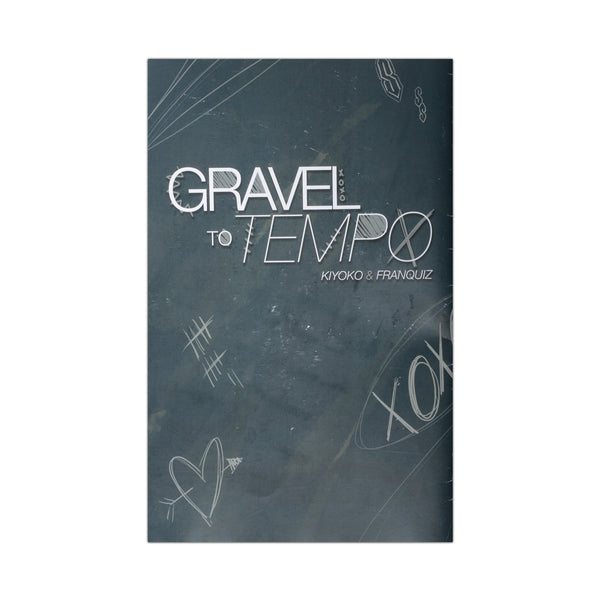 Gravel To Tempo Comic Book
