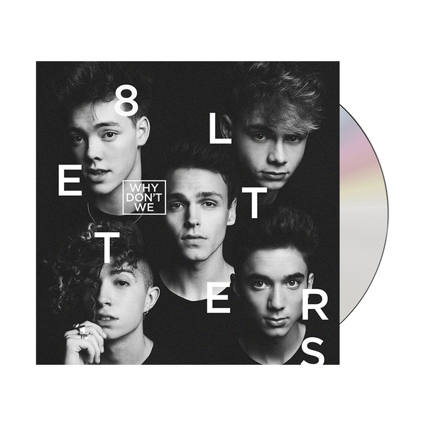 8 Letters CD