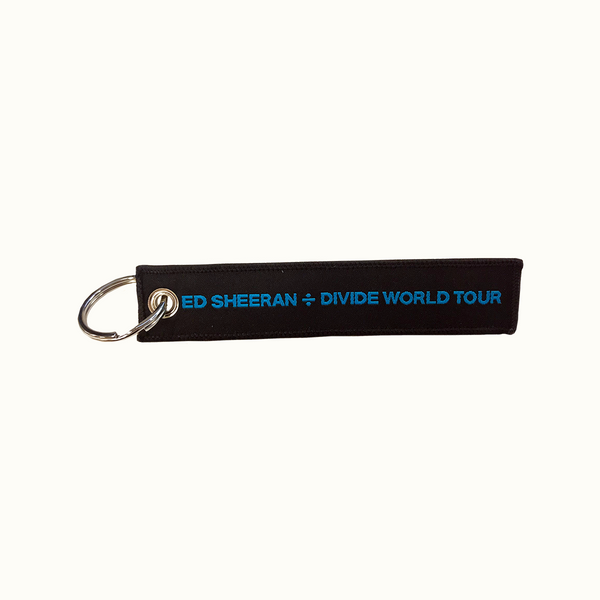 [PRE-ORDER] ÷ World Tour Key Ring