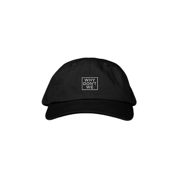 Why Don't We Cap (Black)