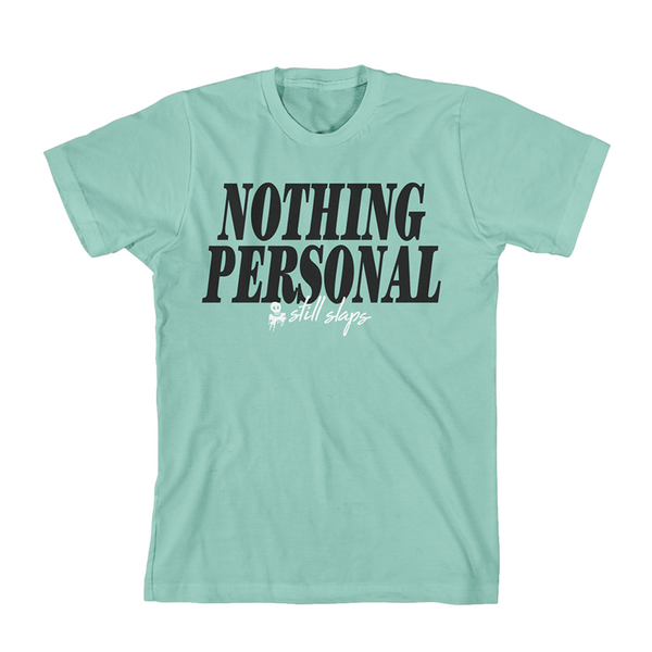 Nothing Persona Still Slaps (Mint) T-Shirt