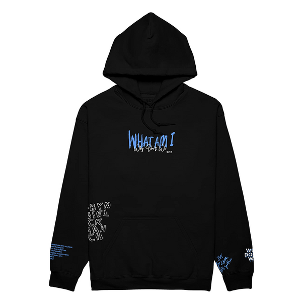 [PRE-ORDER] What Am I Hoodie