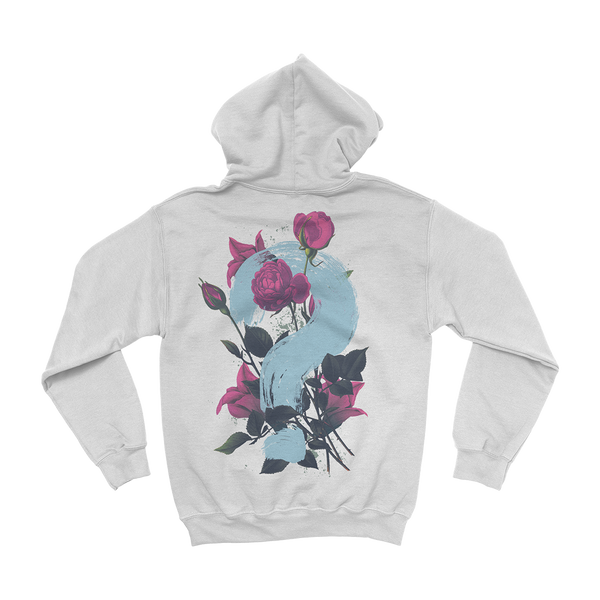 [PRE-ORDER] Flower Square Pullover Hoodie