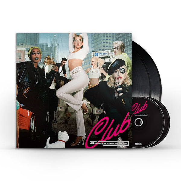 Club Future Nostalgia Vinyl (Limited Edition)