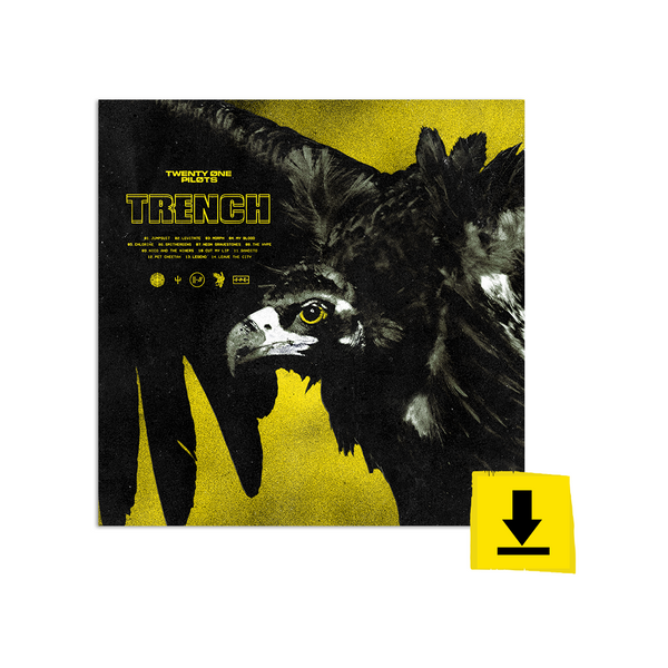 Trench Digital Album Bundle