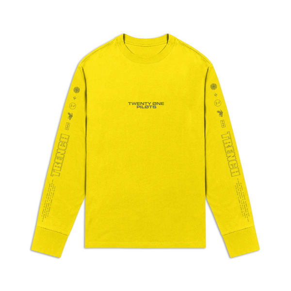 [PRE-ORDER] Tracklist Long Sleeve Bundle