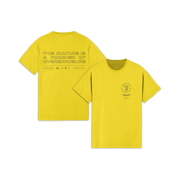 [PRE-ORDER] Poacher Stack T-Shirt (Yellow) Bundle
