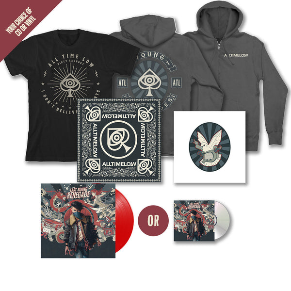 [PRE-ORDER] Dirty Laundry Ultimate Bundle