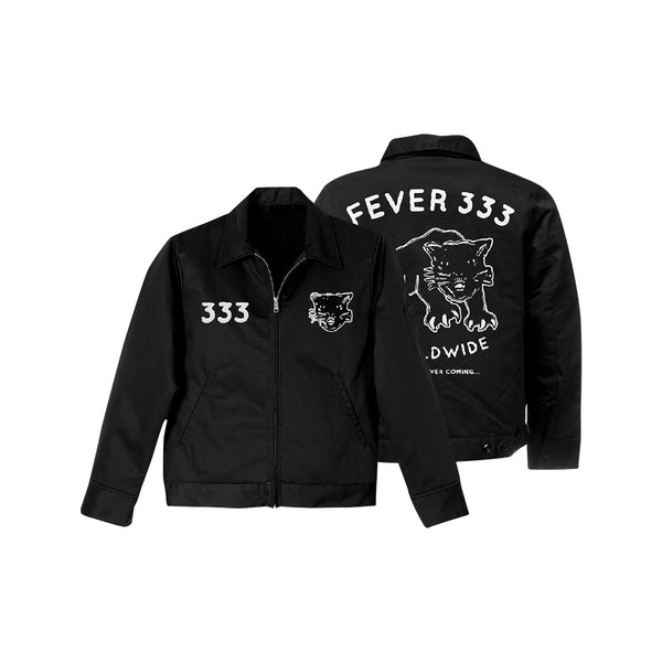 BLACK CAT FEVER JACKET