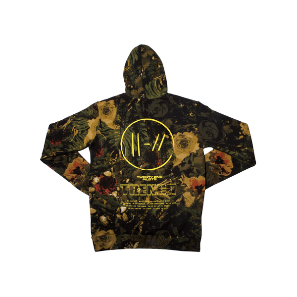Logo Hoodie (Camo Collection)