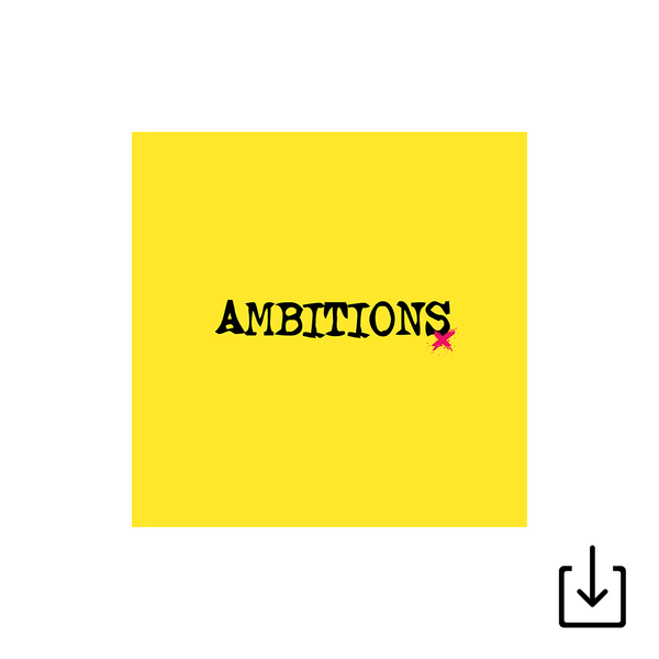 Ambitions Digital Download Bundle