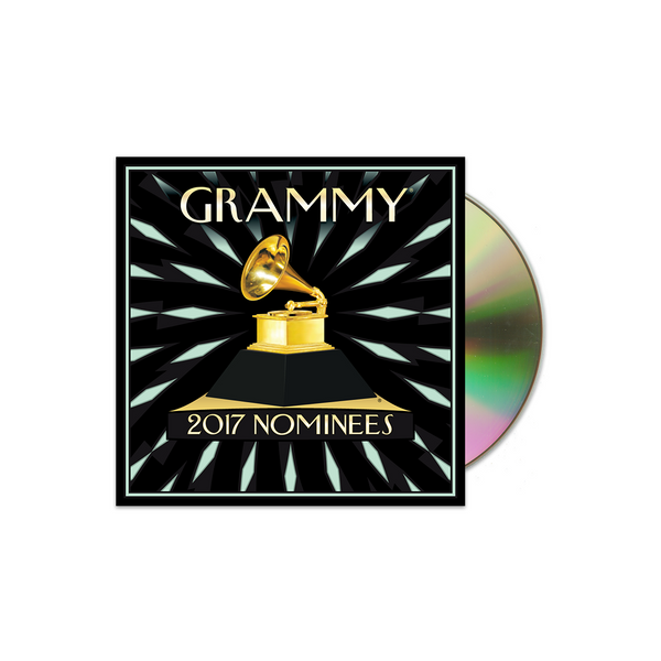 [PRE-ORDER] The 2017 GRAMMY® Nominees CD