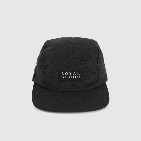 Royal Blood 5 Panel Cap