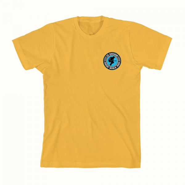 Pocket Jump T-Shirt (Yellow)