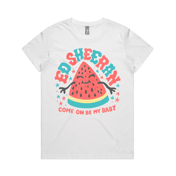 [PRE-ORDER] Watermelon Ladies T-Shirt