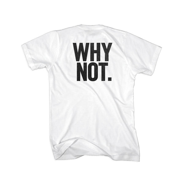 [PRE-ORDER] Why Me? Why Not. Vinyl and T-Shirt Bundle