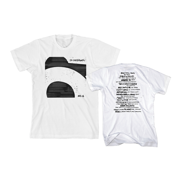 No.6 Collaborations Project Digital Album + White T-Shirt