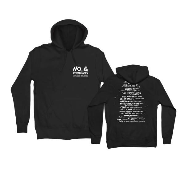 No.6 Collaborations Project Digital Album+ Hoodie