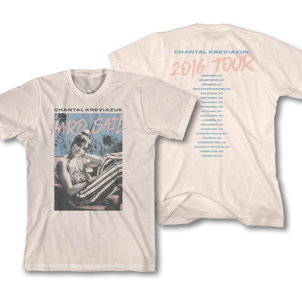 2016 Hard Sail Tour T-Shirt