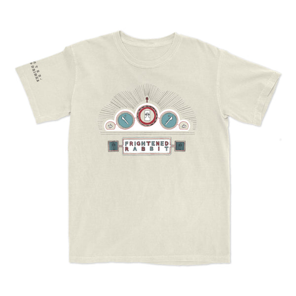 [PRE-ORDER] Winter Of Mixed Drinks Anniversary Album Cover T-Shirt Cream