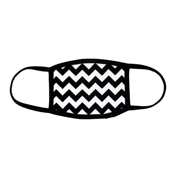 Chevrons Cloth Face Mask