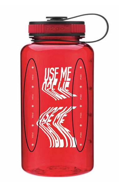 [PRE-ORDER] Use Me Waves Water Bottle