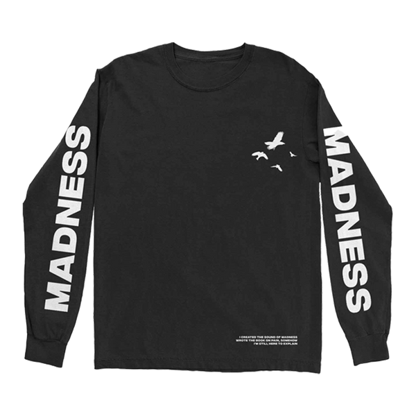 Sound of Madness Long Sleeve (Black)