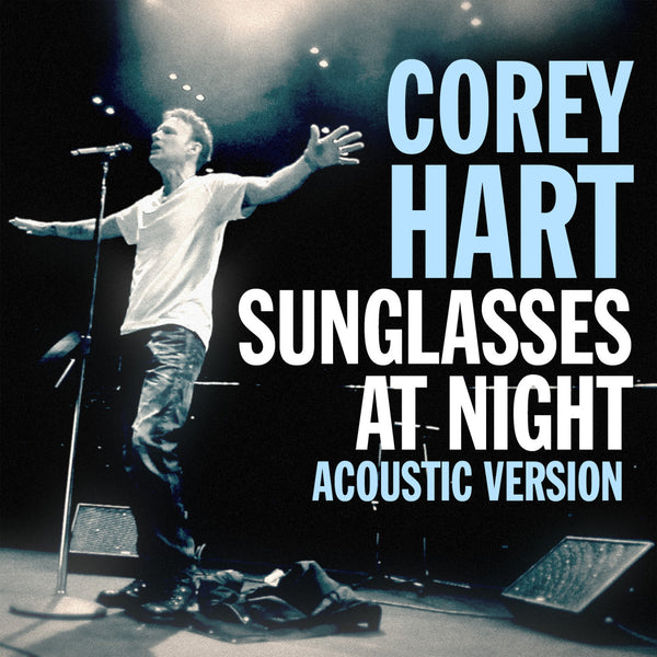 Sunglasses At Night Acoustic Version - digital download