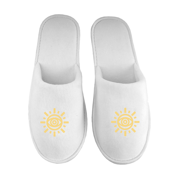 Sunshine Ladies Slippers