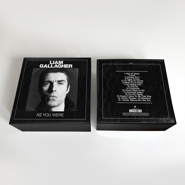 "[PRE-ORDER] As You Were 7"" Collector Edition"