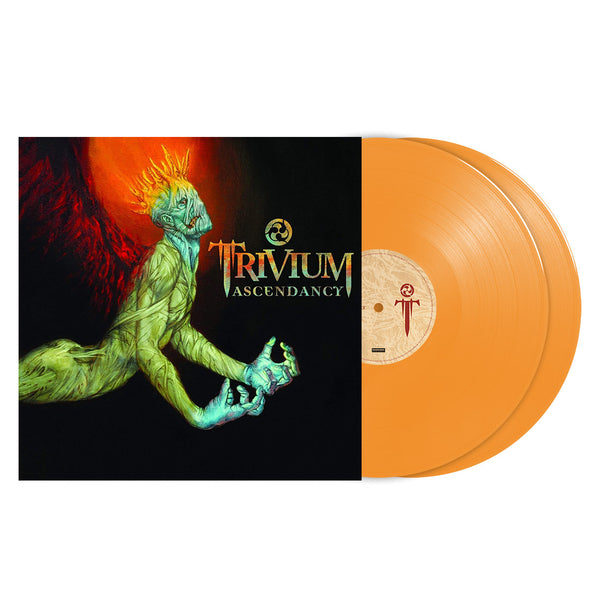 [PRE-ORDER] Ascendancy Vinyl (Orange 2LP)