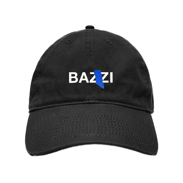 Logo Paint Hat (Black)